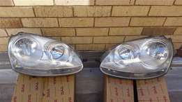 Another Golf 5 Head Lights Set, price R750, Contact Patrick, Contact P