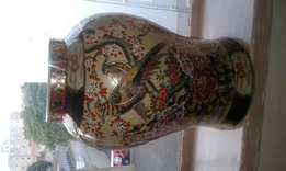 Hand painted chinese vase