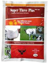 Super Three Plus (Non-medicated Water Soluble Powder)