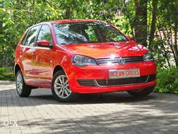 2016 vw polo zero mileage with a discounted price(local)