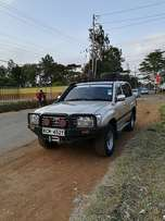 Toyota Land Cruiser GX (2007) local.