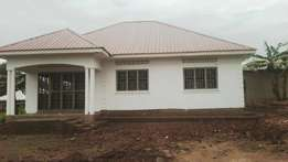 3 bedroom house for sale in Gayaza-Namavundu at 100m