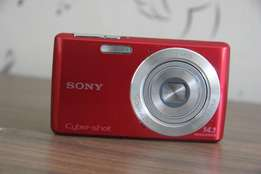 Sony cybershot camera
