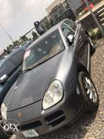 First body Porsche Cayenne 2008