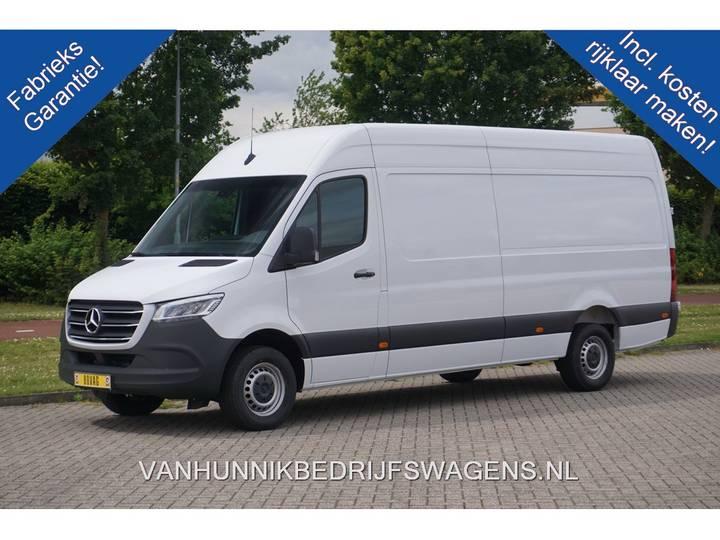 Mercedes-Benz Sprinter 316 2.2 CDI L3 H2 Automaat Navi, Airco, 270GR. D... - 2019