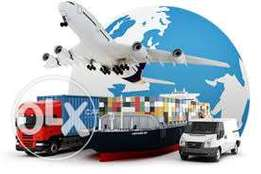 Clearing and freight forwarding services