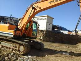 GRADER and Excavator training in east london and mtata