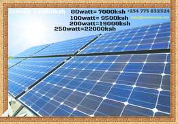 High Quality Solar Panel Monocrystalline Silicon