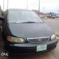 Reg Black Honda Shuttle