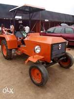 Mini tractors ,hand tillers, planters and harvesters