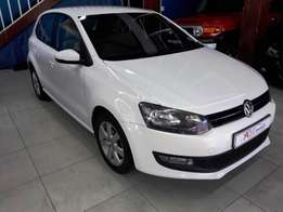 2013 Volkswagen Polo 1.6 TDi Comfortline Manual