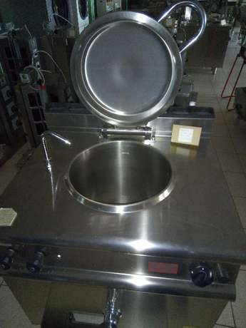 Pans boiling Industrial Area - image 1