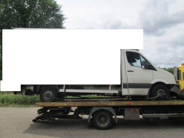 CRAFTER : EURO 5 - 2010