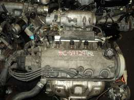 honda civic 1.6I SOHC ENGINE (ZC) R9500