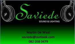 Saviede Sound and Lighting (DJ)