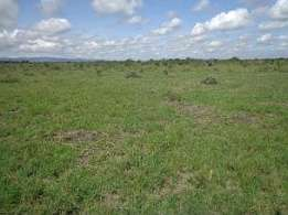 Prime Isinya 100 acres Parcel Of Land Just 3km From Isinya Town