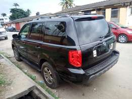 super clean tokunbo honda pilot 2004 model lagos cleared