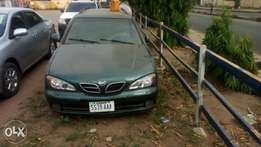Nissan Primera lift back up for grabs