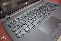 Very Clean HP 15 - 15.6 Inches 500GB HDD Dual Core 4GB RAM