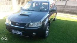 ford territory st 2009