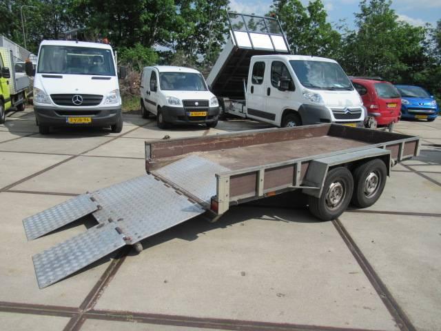 Hapert Da-2-5 Machine transporter 2.000 KG