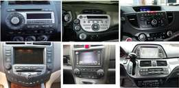 Honda USB/AUX/SD mp3 car interface card for ex-japan stereos: 6500ksh