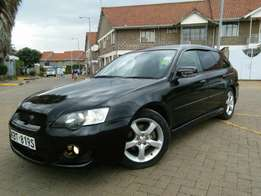 Subaru legacy b sport( trade in accepted)
