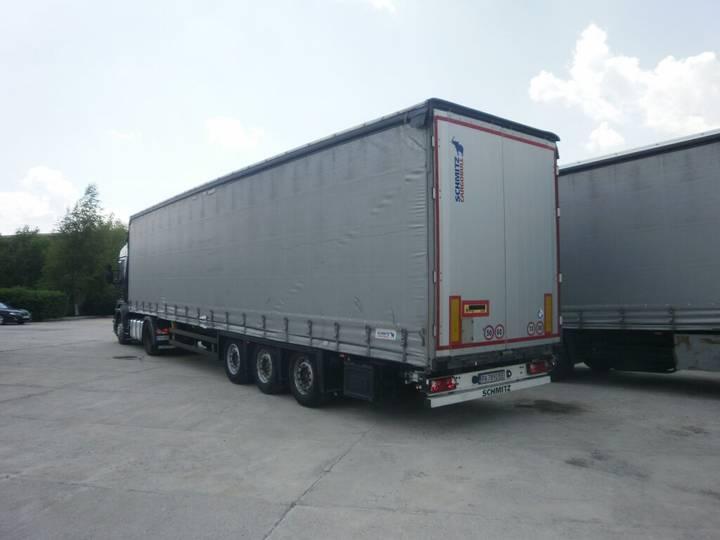Schmitz Cargobull Varios - 2014