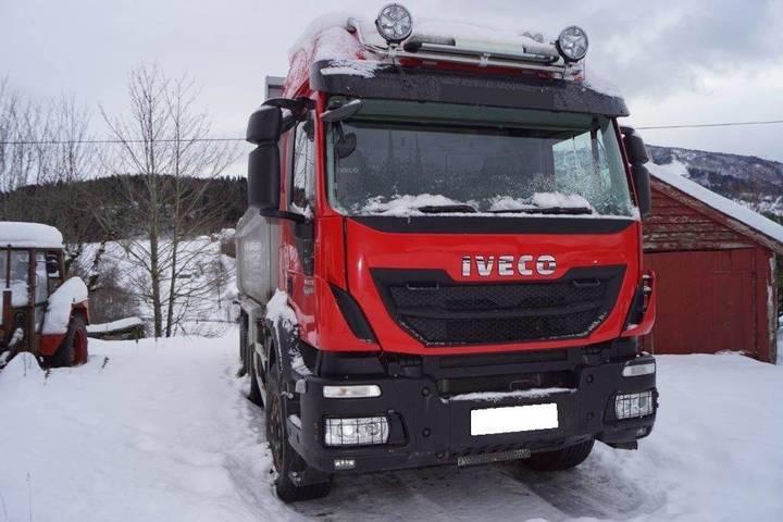 Iveco Trakker - 2014