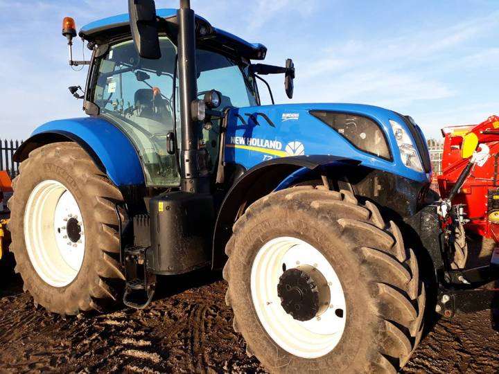 New Holland T 7.245 Classic - 2018