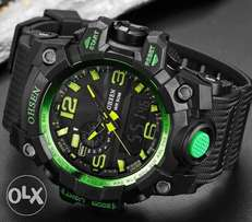 Brand new OHSEN waterproof wristwatches for sale.
