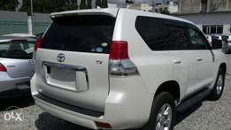 Today Toyota landcruser tx