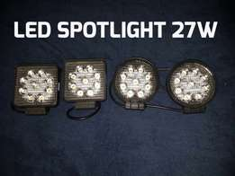 27 Watt LED Spotlight