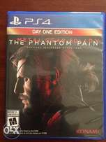 Metal Gear Solid V The Phantom Pain PS4 Game for sale