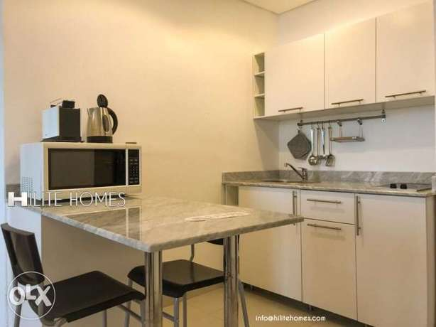fully furnished studio Seaview at for rent, Hilitehomes