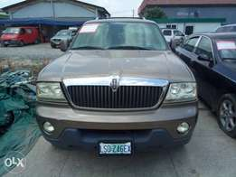 Lincoln Aviator 2006 for sale