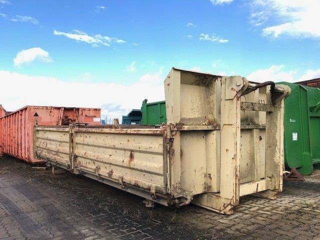 Andere Abrollcontainer 3 Seiten Kipper Abrollcontainer 3