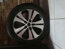 Mag with Tyre For Sale