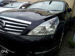 Nissan Teana KCP Black Fully loaded