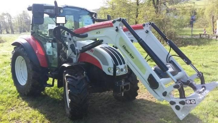 Steyr kompakt 4065 s - 2018