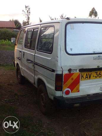 excellently maintained maruti omni Ruiru - image 6
