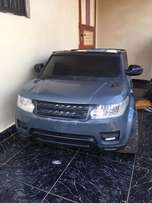 cheap awesome kid range rover electronic play car
