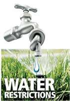 Beat the water RESTRICTIONS & SAVE water & money!!!