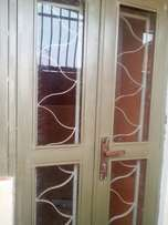 Single room selfcontained at Mutungo,whole fence tiled, kitchen inside