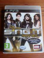 Disney Sing It - Party Hits (Ps3) R200