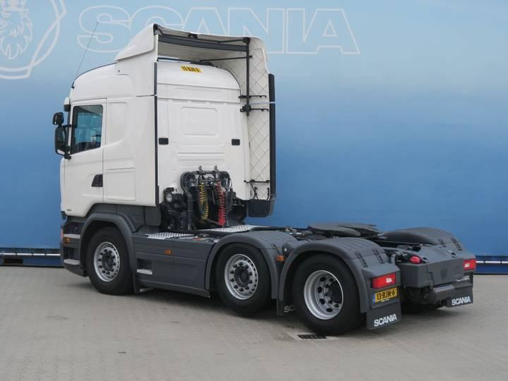 Scania R450 LA6X2/4MNB   SCR-only   Full Air   PTO   Hydraulic  ... - 2017 - image 3