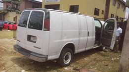 Clean Used Chevrolet Express Bus..N1.3m..Cabana Autos