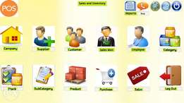 Universal Point of Sale Software