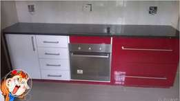 Kitchen cupboards and general renovations