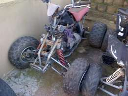 Aeon Cobra 220CC Quad Auto sold as is R3500 NT NEG